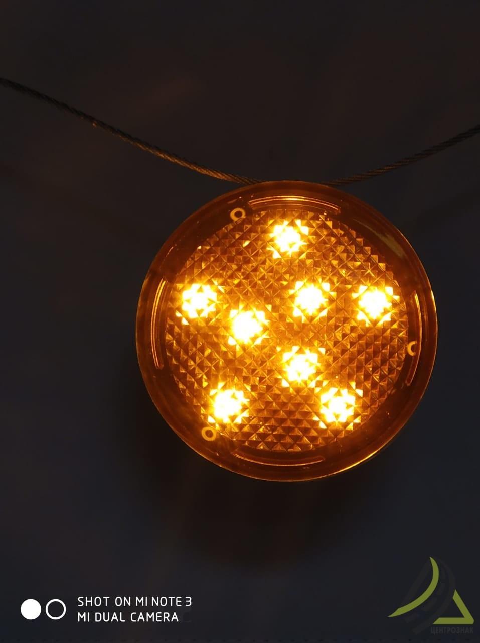 Светодиодный стробоскоп ЛЮКС